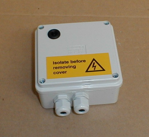 Air Blower Pneumatic 2 Speed Control Box