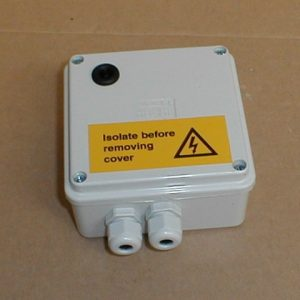 Pneumatic On/Off Control Box